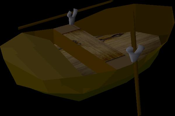 Swamp Boaty