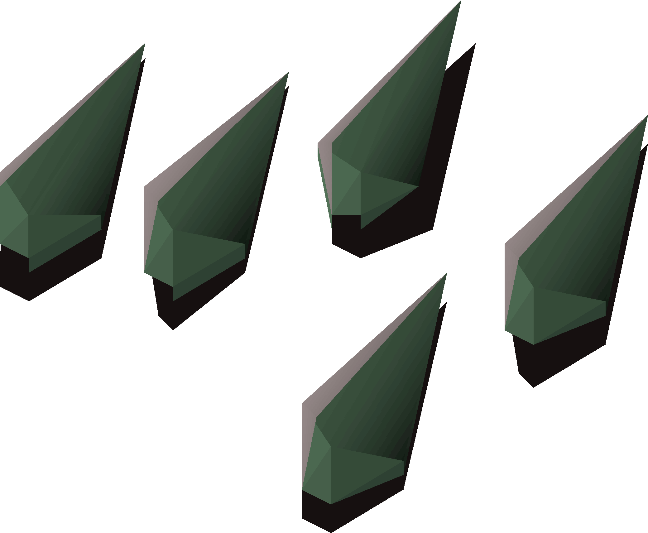 Adamant arrowtips