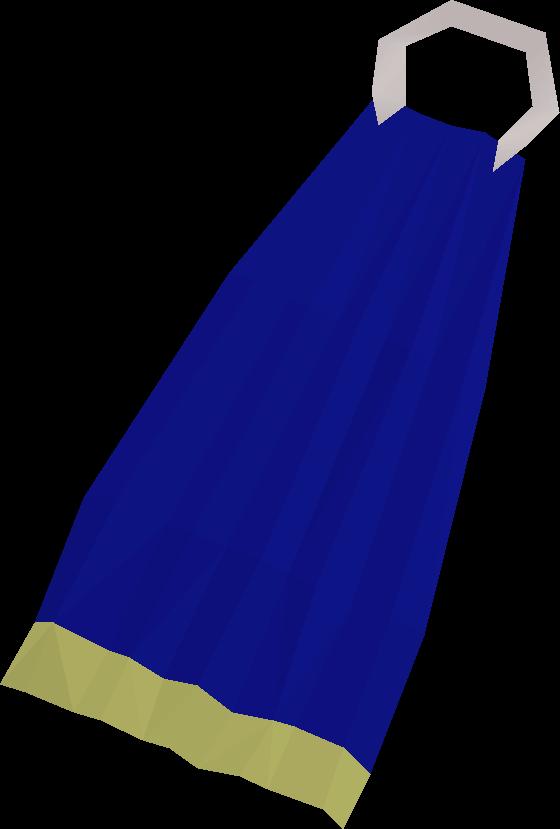 Saradomin cape