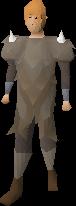 Yak-hide armour