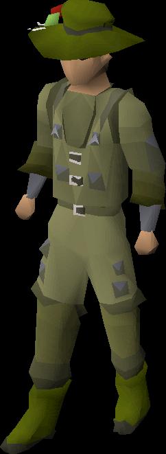 Angler boots