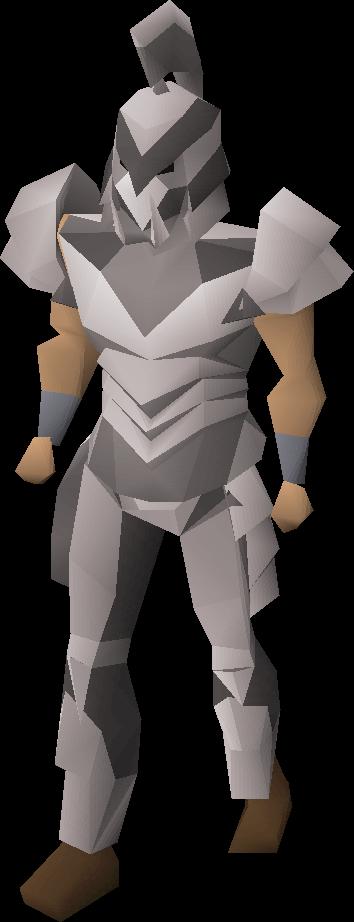 Ultimate ironman platebody