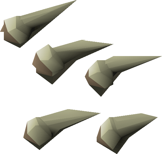 Dragon arrowtips