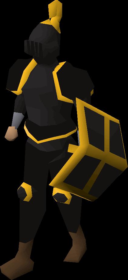 Black platebody (g)