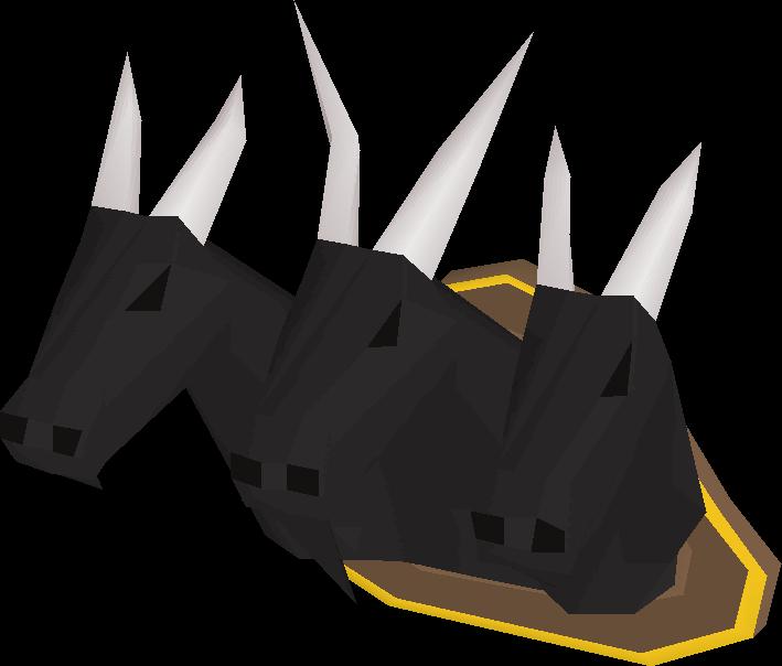 Kbd head (mounted)