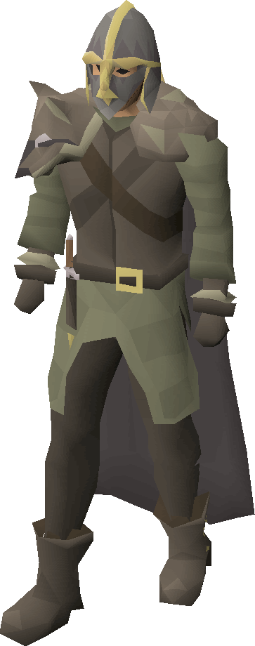 Clue hunter trousers