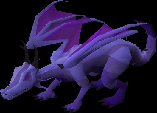 Reanimated dragon