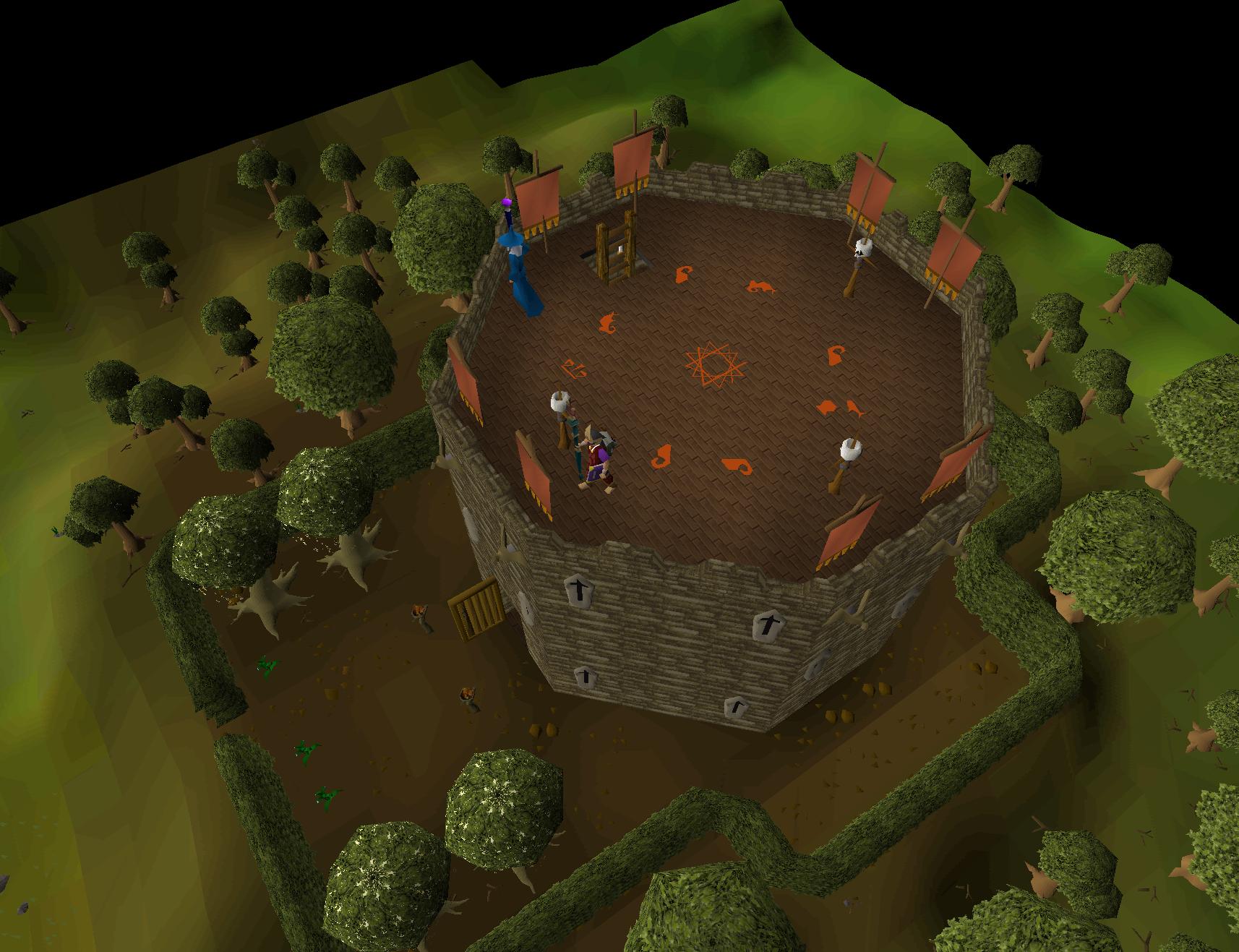 Sorcerer's Tower