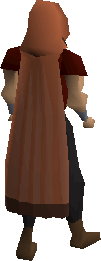 Castlewars cloak (Zamorak)