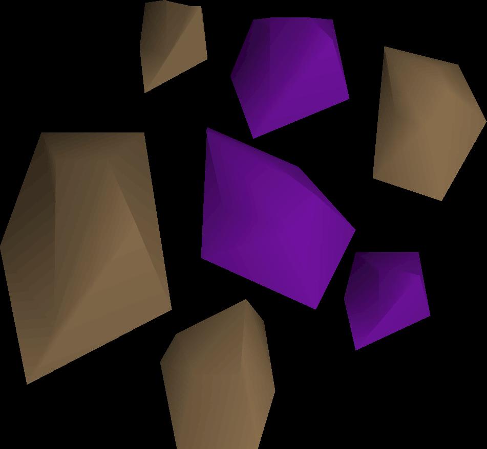 Elemental ore