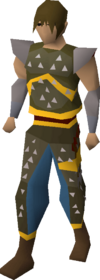 Studded leather armour (g) equipped.png