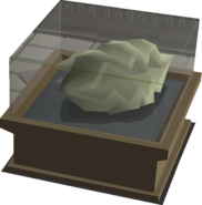 A Clam Shell display