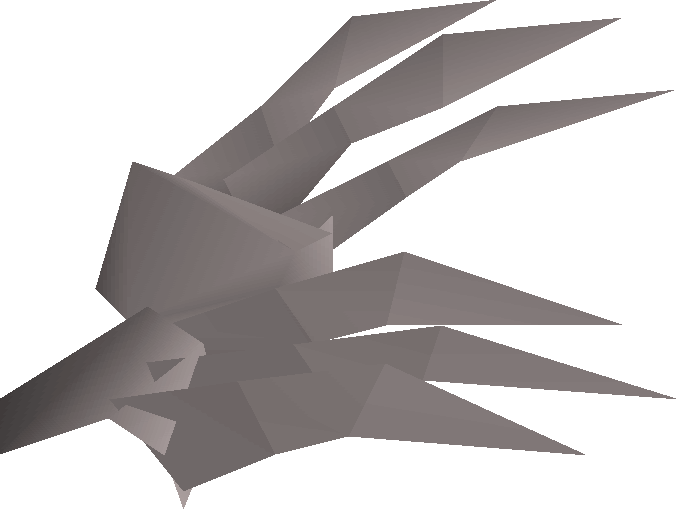Steel claws