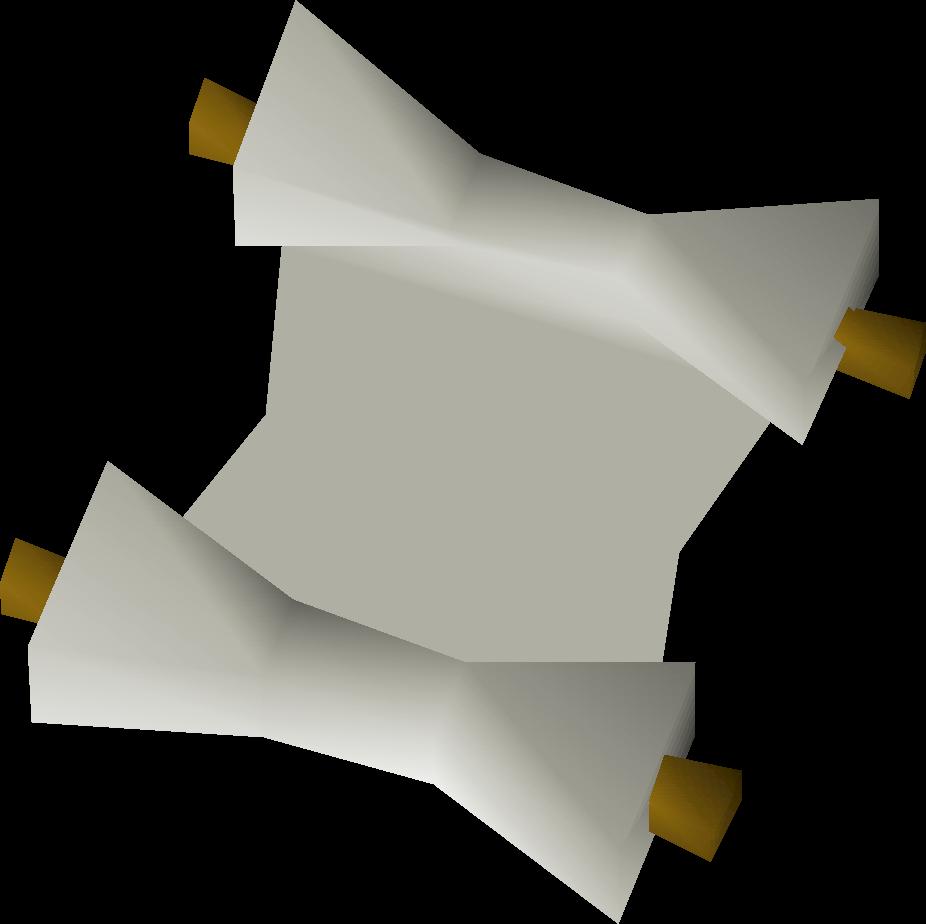 A magic scroll