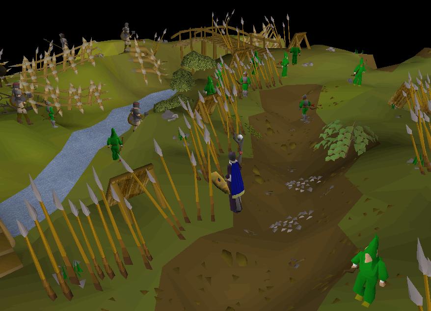 Tree Gnome Village