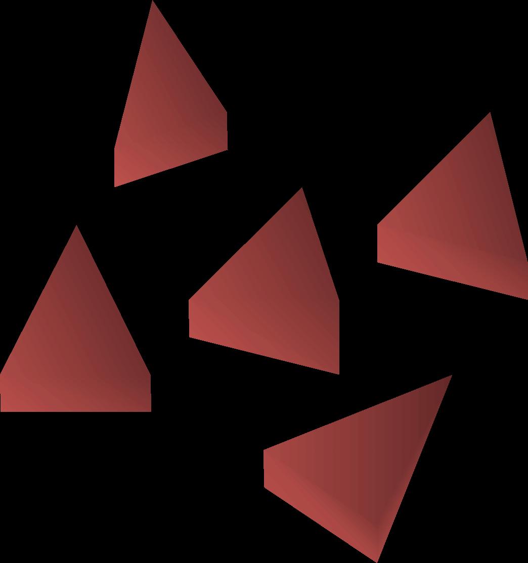 Ruby bolt tips