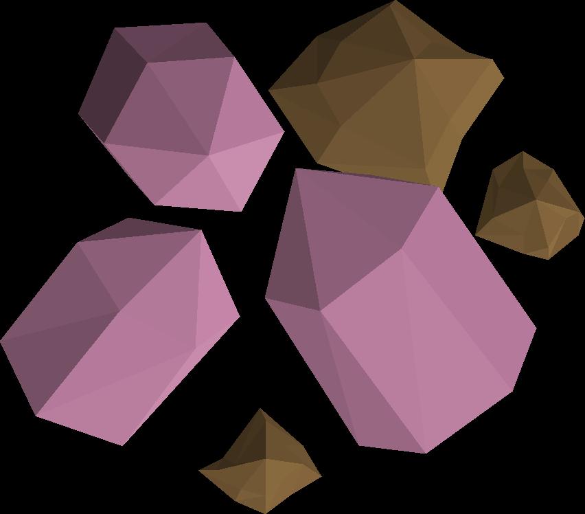 Money making guide/Mining amethyst