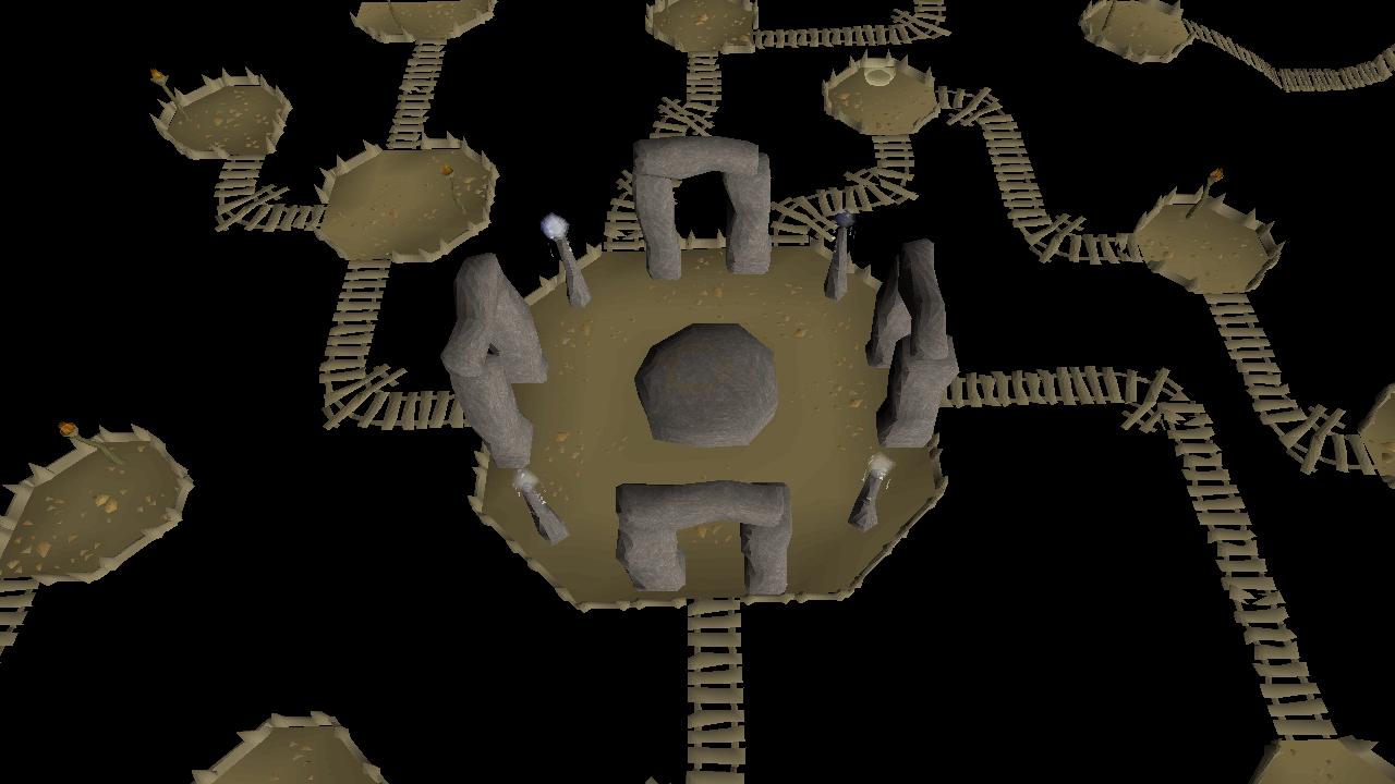 Chaos altar