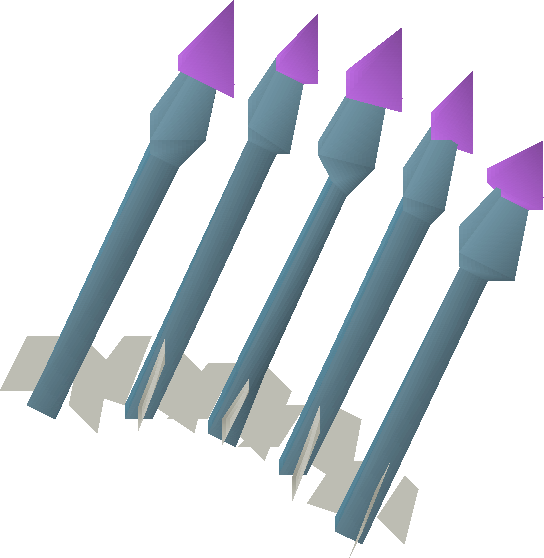 Dragonstone bolts