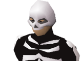 Skeleton outfit