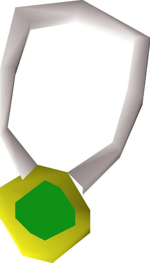 Amulet of defence