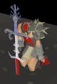 Mercenary's fate (warrior)