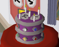 OSRS 5th birthday cake
