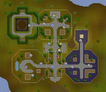Farming Patch Locations Old School Runescape Wiki Fandom