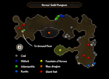 Heroes' Guild dungeon map.png