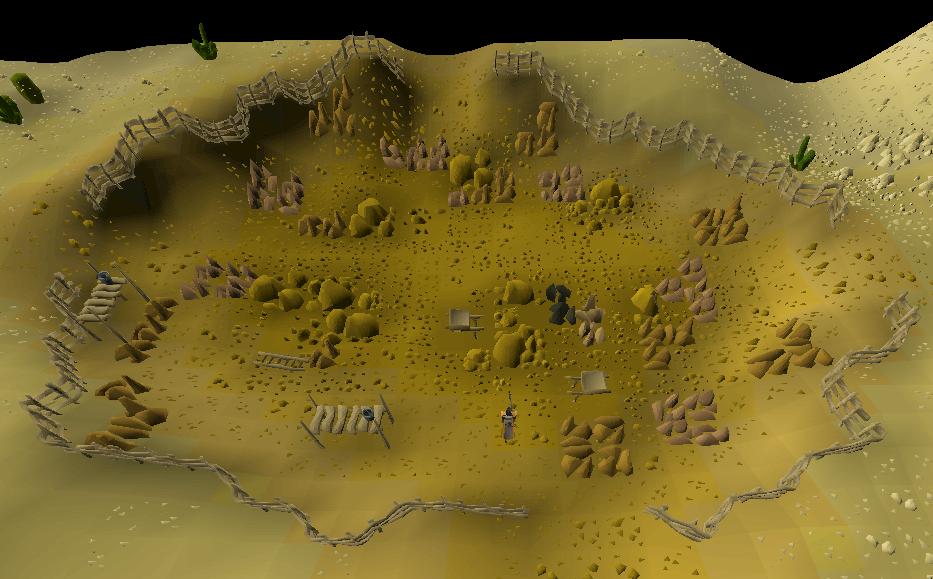Bandit Camp Quarry