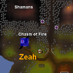 Disciple of Yama (entrance) location.png