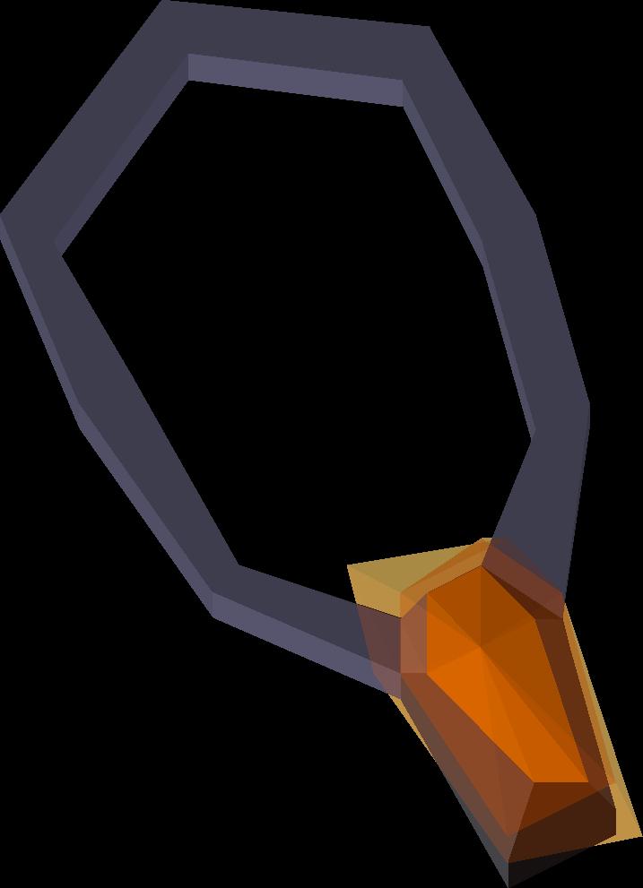 Zenyte amulet