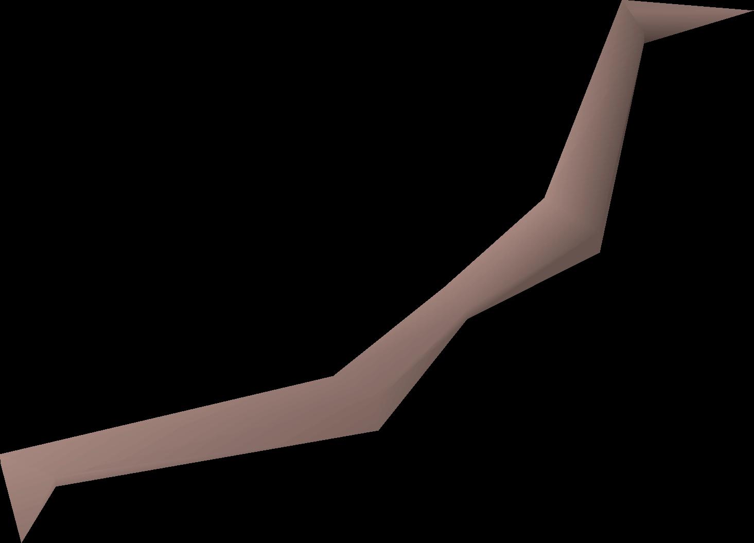 Maple shortbow (u)