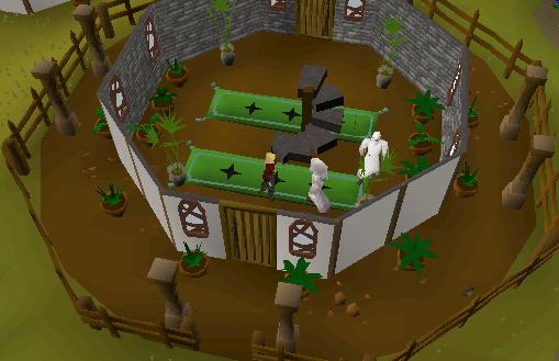 Jatix's Herblore Shop