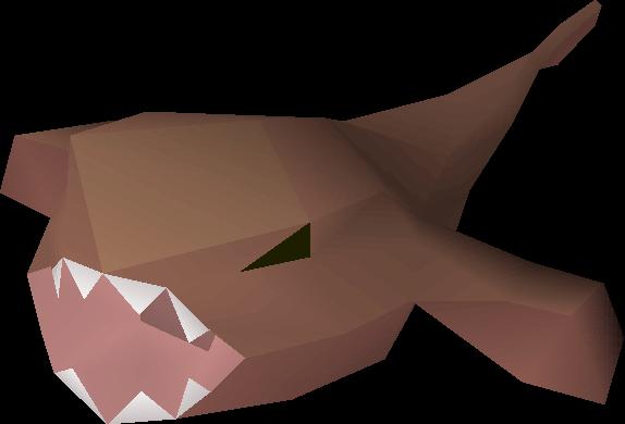Money making guide/Catching monkfish