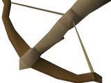 Bronze crossbow