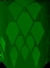 Green d'hide body detail.png