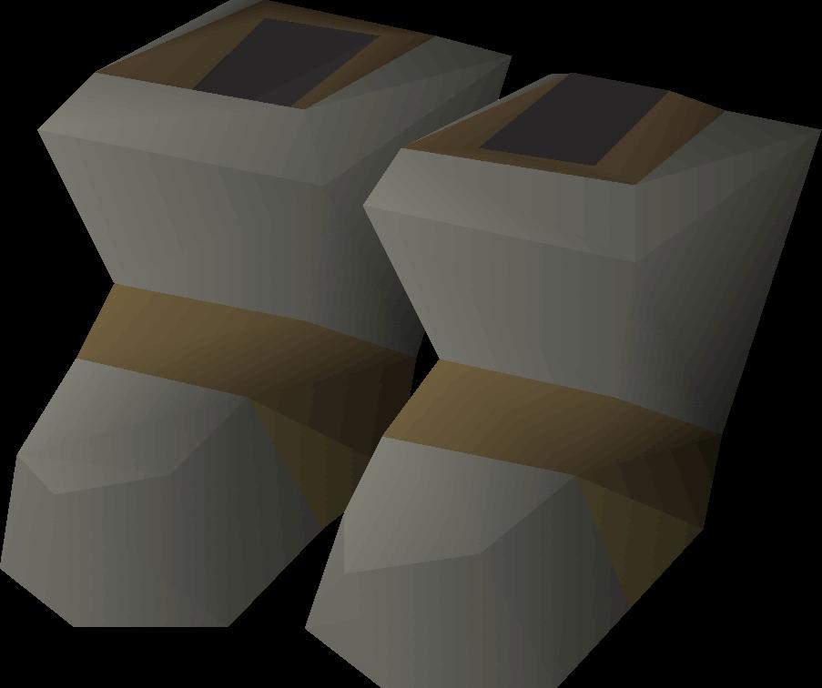 Granite boots