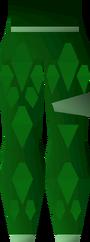 Green d'hide chaps (t) detail.png