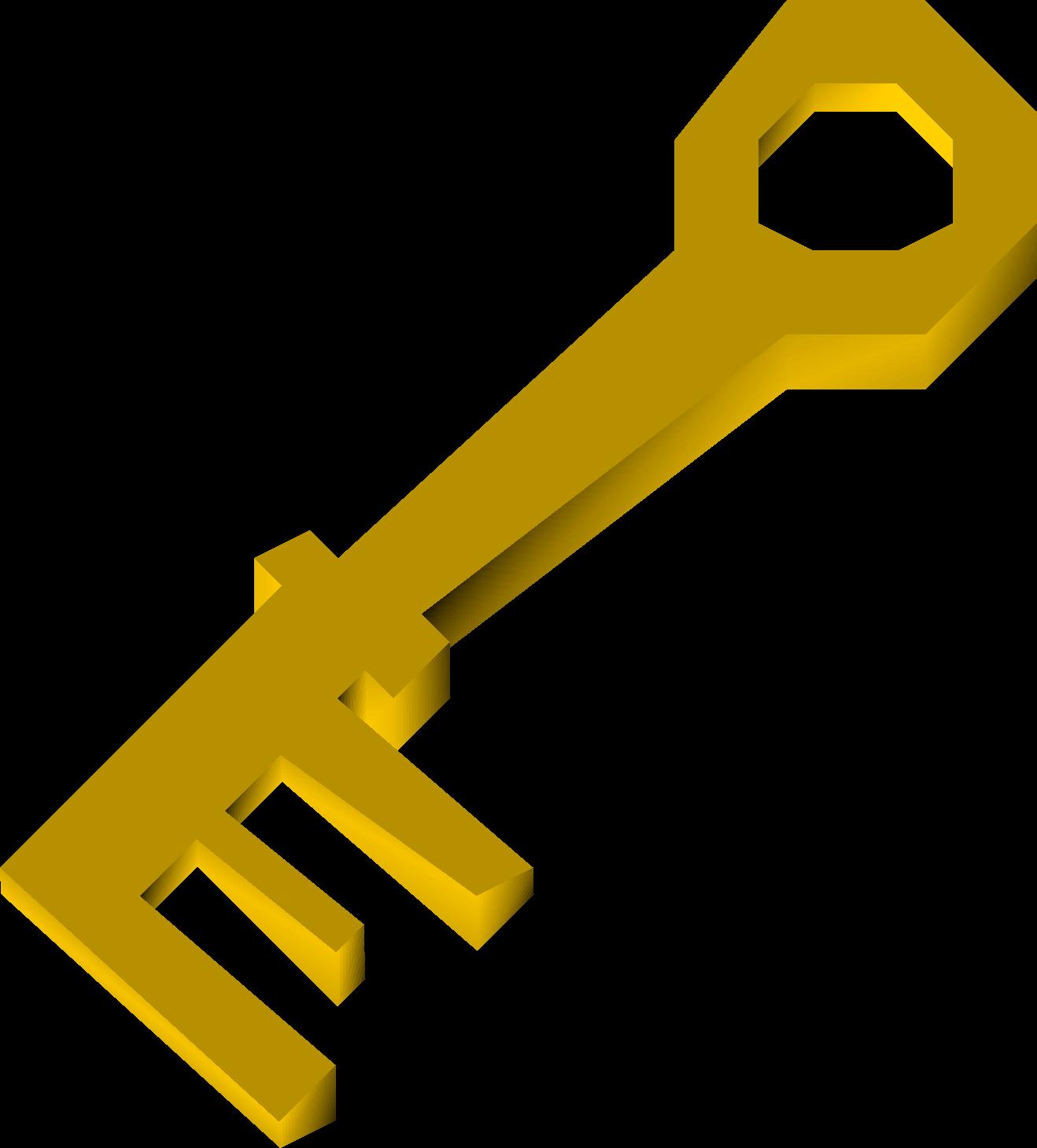 Weapon store key