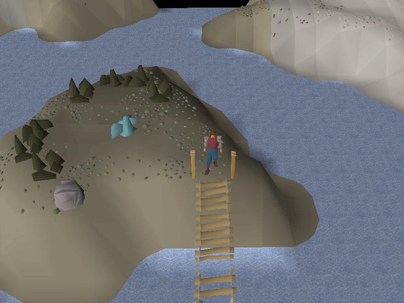 Central Fremennik Isles mine