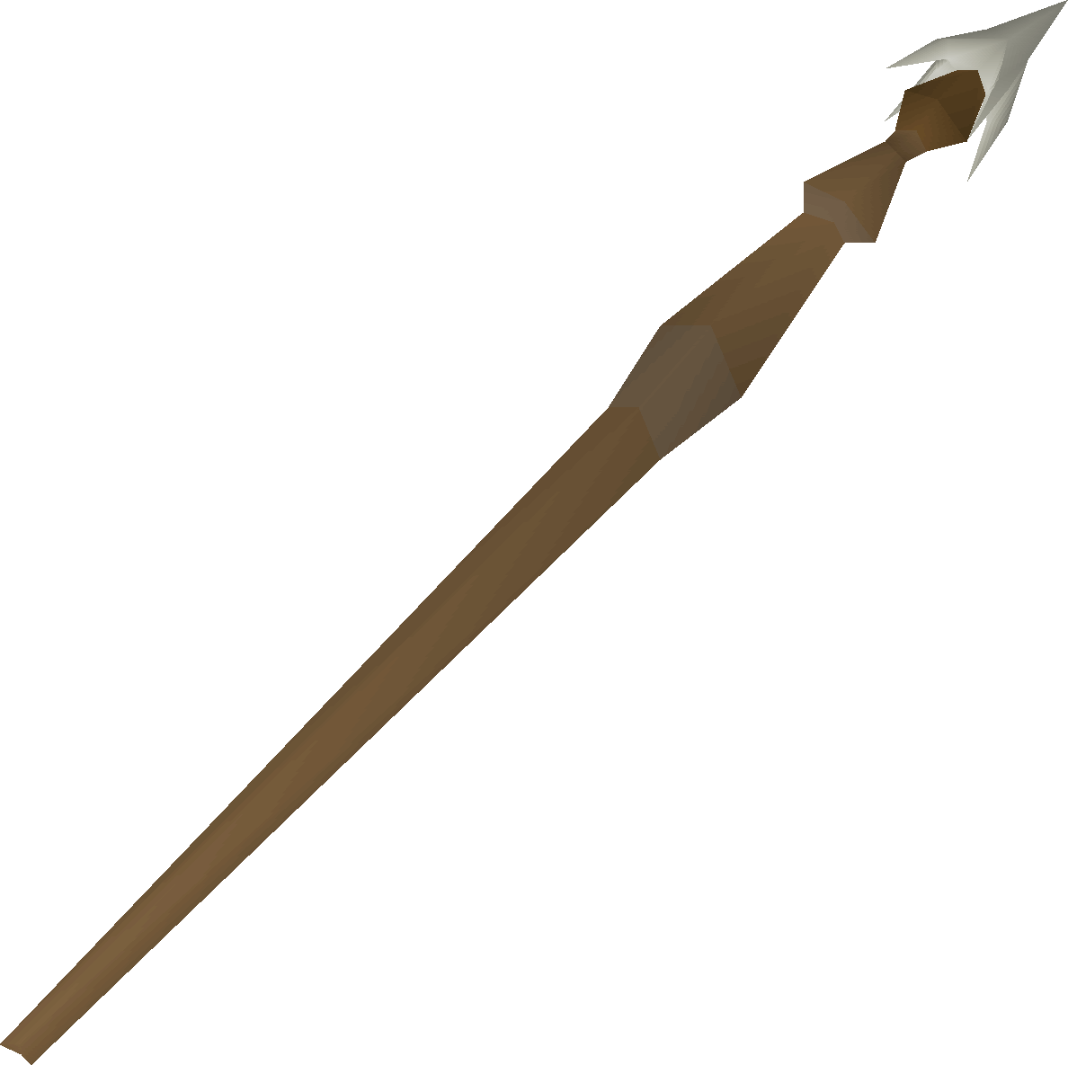 Barb-tail harpoon