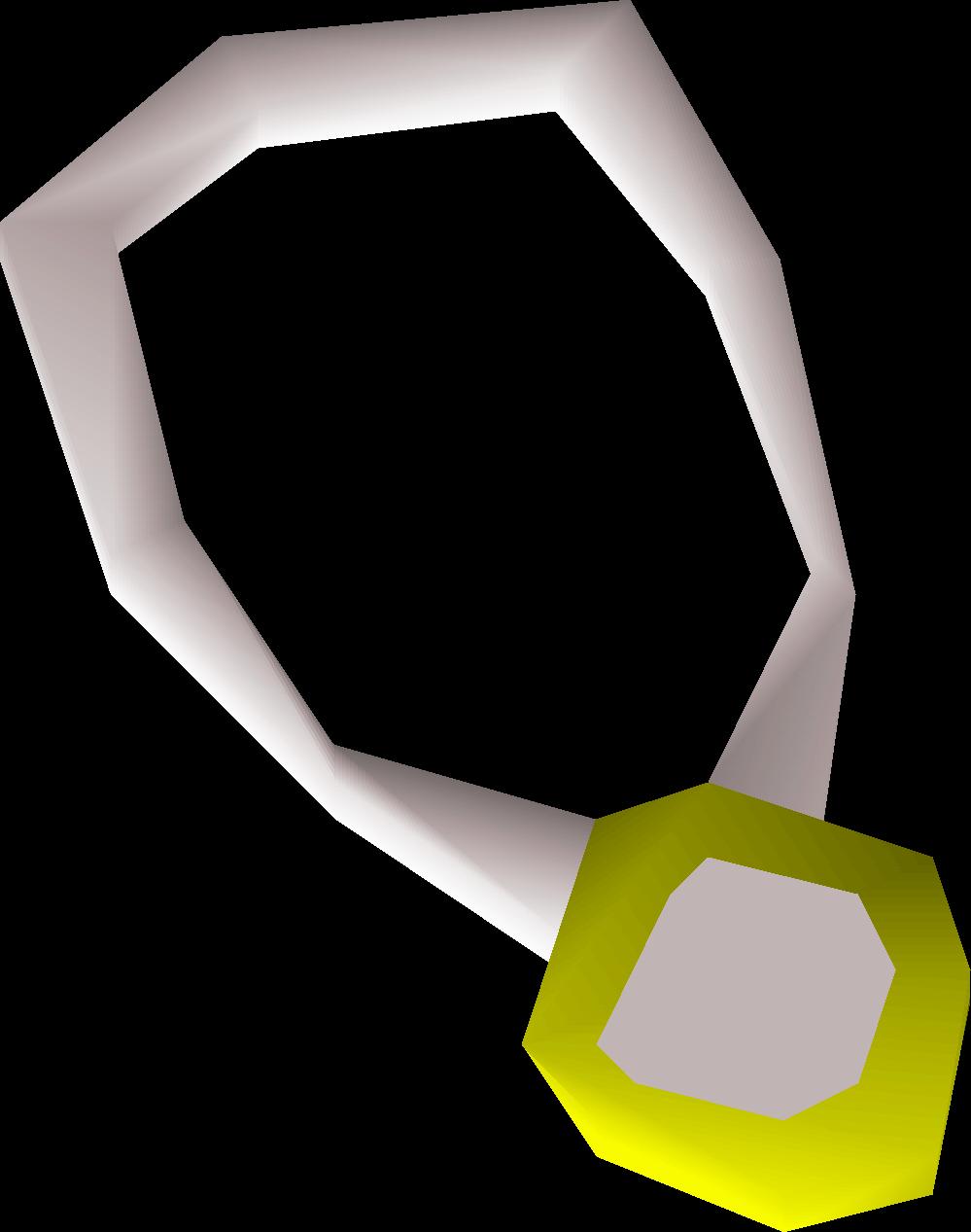 Diamond amulet