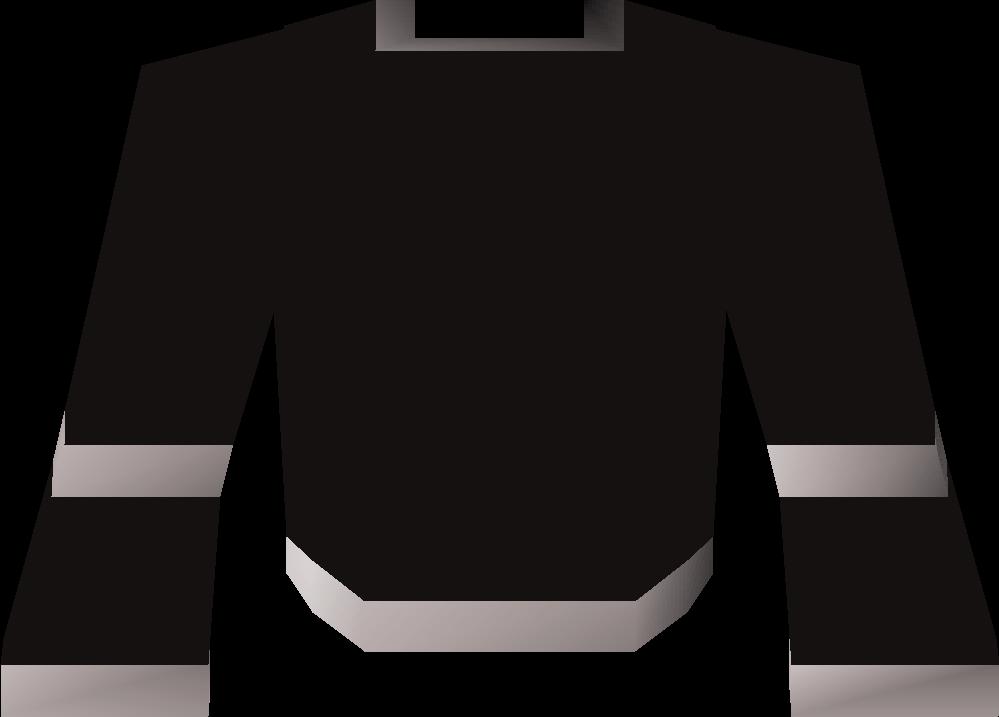 Black wizard robe (t)