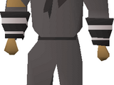 Grey naval shirt