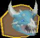 Vorkath's head (mounted)