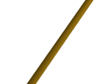 Bronze spear
