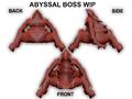 Abyssal Sire work-in-progress
