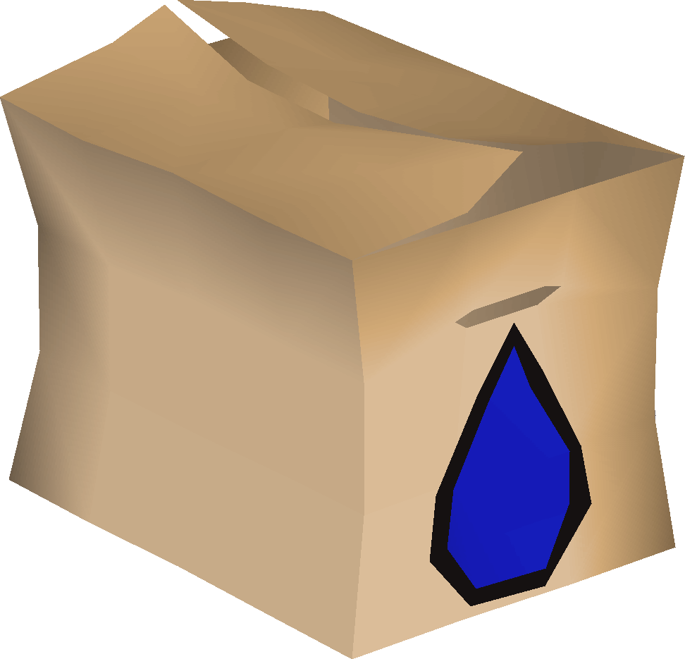 Water rune pack