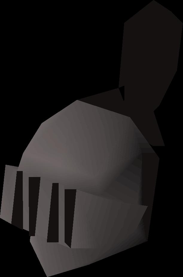 Iron full helm (t)